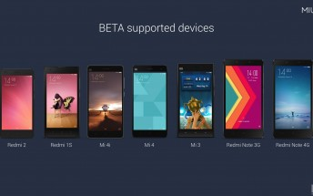 Xiaomi rolls out MIUI 7 global beta ROM for a host of devices