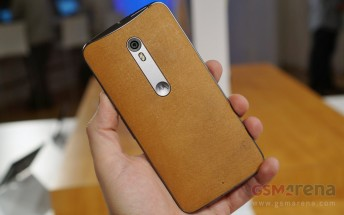 Moto X Pure Edition lands in the US on September 3, Motorola says