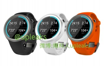 New leaked Moto 360 (2nd gen) renders hint at a possible sport version