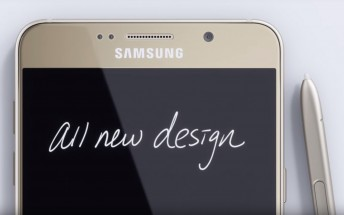 Samsung Galaxy Note5 promo video flaunts the new S Pen