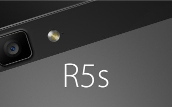The new Oppo R5s brings better specs inside the same slick body