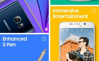 Experience the Galaxy Note 5 and S6 edge+ virtually with these apps