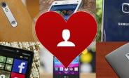 Top ten fan favorites phones of 2015