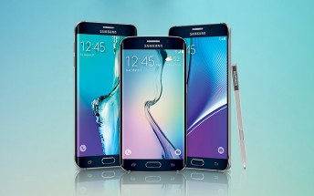 The Ultimate Test Drive: iPhone users in the US can take home a Galaxy Note5, S6 edge+ or S6 edge home for a whole month