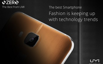 UMI now teases ZERO 2 with genuine leather back, no E-Ink