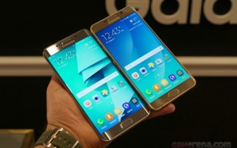 Verizon unveils Galaxy Note5 and S6 edge+ pricing, pre-orders