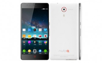 ZTE Nubia Z7 goes global at $300