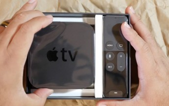 The new Apple TV gets unboxed ahead of launch