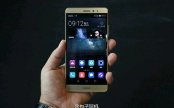 Huawei Mate S handled before its official IFA unveiling