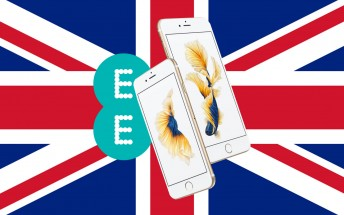 iPhone 6s and 6s Plus on EE: coming Sept 25, starting at £50 a month