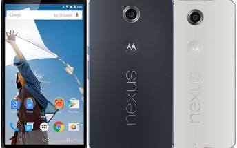 64GB Nexus 6 now available for just $370 in the US