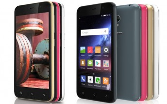 Gionee Pioneer P3S goes official with a bigger screen, more storage