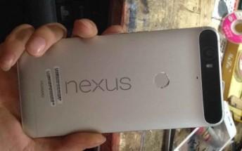 Upcoming Huawei Nexus 6P rumored to pack up to 128GB of built-in storage