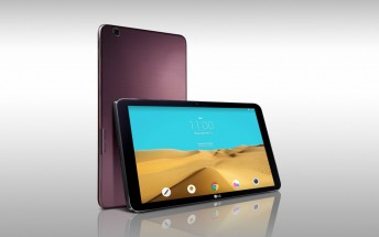 LG G Pad II 10.1-inch variant launched in South Korea