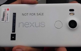 LG Nexus 5X key specs outed on Amazon, 16GB base model