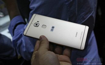 Huawei Mate S is now up for pre-order in Europe