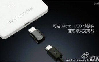 Xiaomi Mi 4c will also be compatible with Micro USB cables
