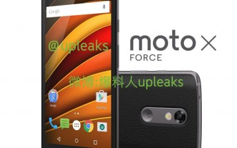 Moto X Force will be the official name of the leaked Bounce