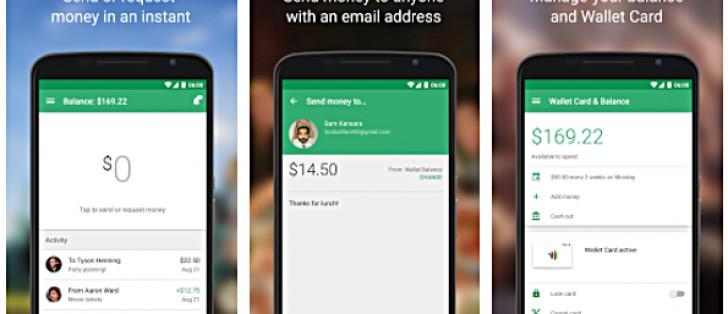 Google releases brand new Wallet app