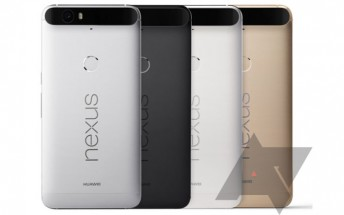 Leaked presentation confirm Nexus 6P design, specs, and colors