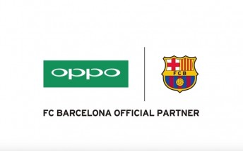 Oppo's new ad is all about its partnership with FC Barcelona