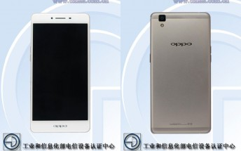 Oppo R7s certified by TENAA, a 5.5-inch one this time