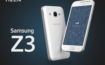 Tizen-based Samsung Z3 allegedly passes through FCC, coming soon