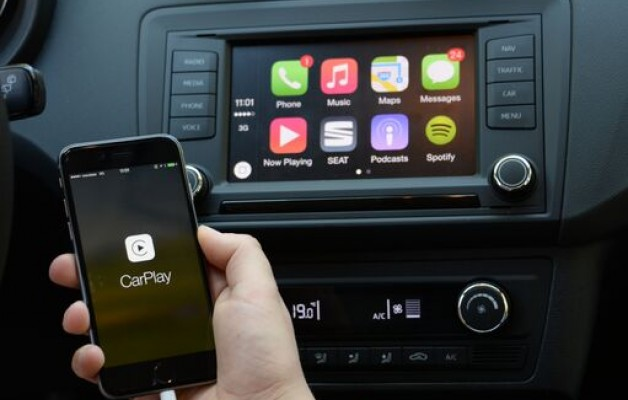 SEAT cars will support Apple Car Play, Android Auto and