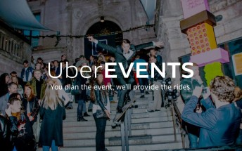 Uber's new feature lets you send ride passes to those attending your event