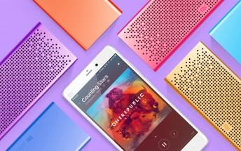 The Mi Bluetooth speaker is Xiaomi's next bargain price tech product