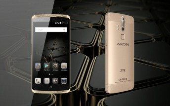 ZTE Axon Elite goes global