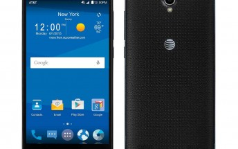 ZTE Zmax 2 unveiled for AT&T, lands on September 25