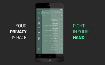 GranitePhone is a security-obsessed phone by Sikur/Archos