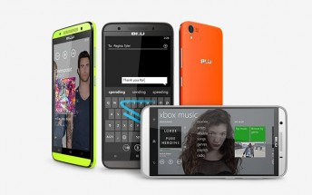 BLU Win HD LTE and Win JR LTE are now available in India