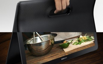 Samsung's huge Galaxy View tablet lands on November 6 for $599
