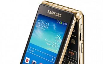 Samsung SM-W2016 leaks online, it's the Galaxy Golden 3