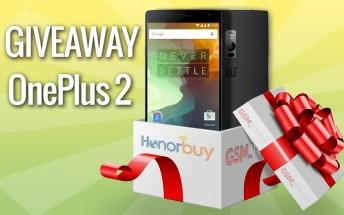 GSMArena OnePlus 2 giveaway: the lucky winner has been drawn!