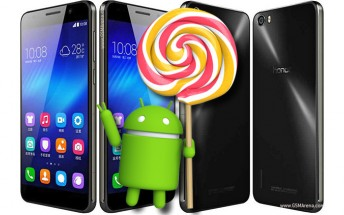 Huawei Honor 6 gets Android 5.1.1 Lollipop with EMUI 3.1