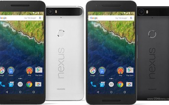 Huawei Nexus 6P now available for purchase in Europe