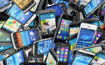 IDC: Q3 smartphone shipments were second highest on record
