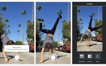 Boomerang from Instagram is a new app that creates one-second looping videos