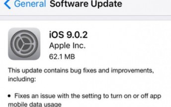 Apple starts roll out of iOS 9.0.2, stops signing iOS 8.4.1 and 9.0