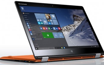 Lenovo Yoga 700 convertible laptop is official, sales start next month