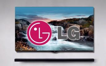 LG's quarterly results show declining smartphone shipments, company still posts a profit