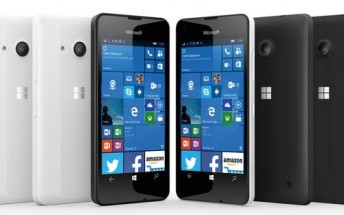 Official-looking Lumia 550 render leaked