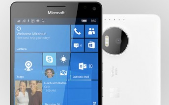 Watch Microsoft Lumia 950 XL tore down and put back together