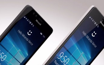 Lumia 950 and Lumia 950 XL promo videos show off key features