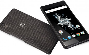 OnePlus X will have wood, kevlar, and silicone cases available on November 5