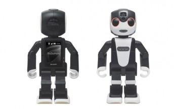 Sharp announces RoboHon, a human-shaped robot smartphone