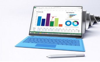 The surface Pro 4 to come in two screen size options